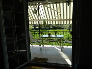 A balcony or terrace at Villa Number 6