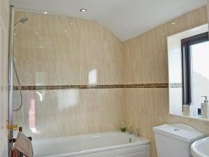 A bathroom at Pennine View