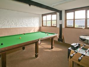 A pool table at Stable Cottage IV