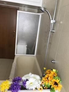 A bathroom at Appartamento