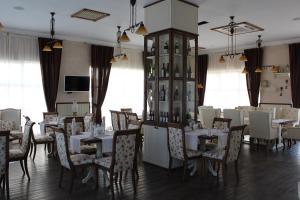 A restaurant or other place to eat at Atia Resort