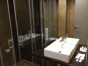 A bathroom at Victor Hugo by Forever Rentals