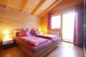 A bed or beds in a room at Almliesl GAST-481