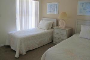 Un ou plusieurs lits dans un hébergement de l'établissement Indian Wells 5376LD