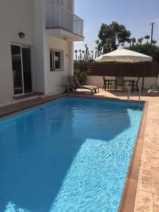 The swimming pool at or near Al Mare