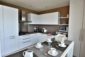A kitchen or kitchenette at Residence Bellavista