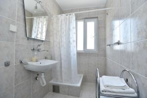 Ванная комната в Apartmani Alexandra