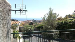 A balcony or terrace at Vivenda Cabral