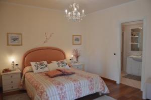 Cama o camas de una habitación en Casa Eleganza