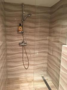 Kupatilo u objektu Apartma Metka