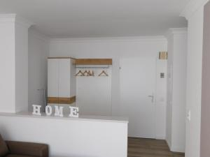 A kitchen or kitchenette at Nordsee