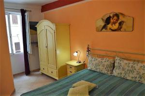 A bed or beds in a room at Apartment Old Town