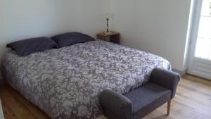 Un ou plusieurs lits dans un hébergement de l'établissement ty néo