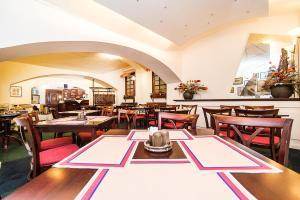 Restoran atau tempat makan lain di Hotel Orion