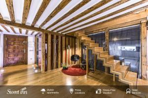 Lobbyn eller receptionsområdet på Sweet Inn Apartment - Redondilla