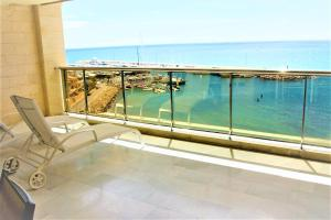 A view of the pool at Altea Beach Resort or nearby
