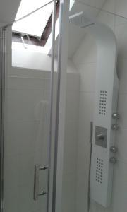 A bathroom at Haus Bergblick