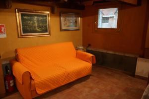 Кът за сядане в Casa delle gondole
