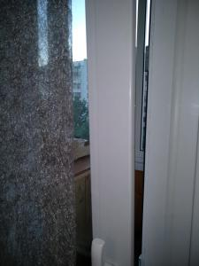 A bathroom at Hata Belarusa