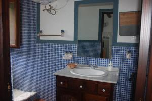 Een badkamer bij Molino El Mastral