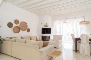 Rafaela Apartments休息區
