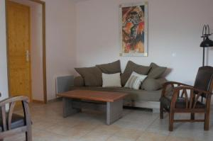 A seating area at Holiday rental villa private pool in the heart of the Cevennes - Gard - South of France