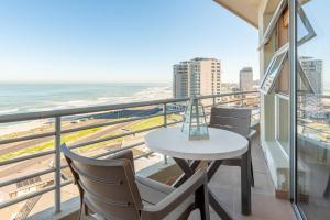 A balcony or terrace at Cape Town Bay View