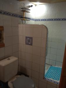 Salle de bains dans l'établissement Le coulet