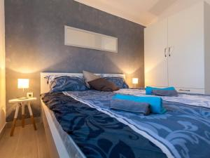 A bed or beds in a room at Apartment Darija