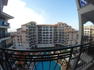 A view of the pool at VP Apartment in Karolina Complex or nearby
