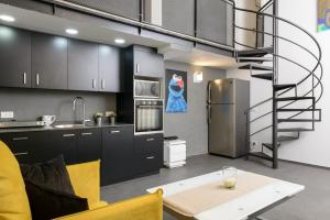 Sweethome26 Luxury Apt 2 Minutes From The Beach/Free Parking 주방 또는 간이 주방