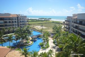 A view of the pool at Beach Living Apartment or nearby