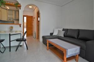 Apartment Vinamar La Mata tesisinde bir oturma alanı
