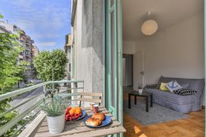 A balcony or terrace at MY CASA - GROSSO 42