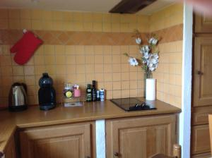 A kitchen or kitchenette at Grand studio