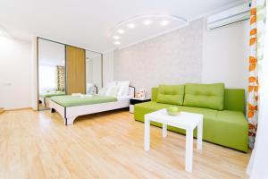 Гостиная зона в Apartments 5 zvezd Paradise