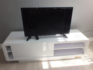 A television and/or entertainment center at Residence Mifaly