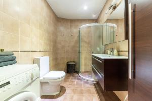 Ванная комната в Hilltop Apartments - City Centre Foorum