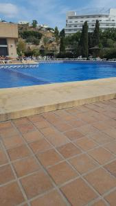 The swimming pool at or near Apartment Montiboli