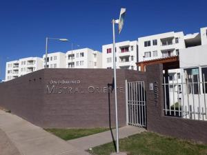 O logótipo ou símbolo do apartamento