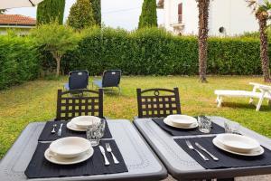 Ristorante o altro punto ristoro di Villa Mattarana - Moderno Appartamento Piano Terra