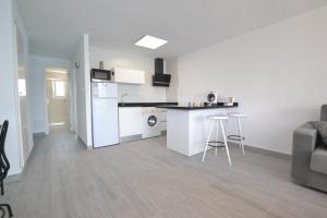 Una cocina o zona de cocina en Apartamento 12 Soles