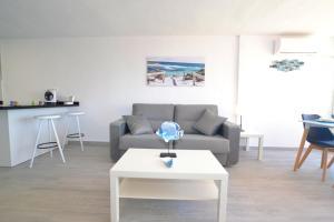 Zona de estar de Apartamento 12 Soles