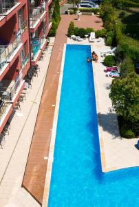 A view of the pool at Apart-Hotel Onegin & SPA or nearby