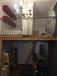 Cuisine ou kitchenette dans l'établissement Loft Bien Etre