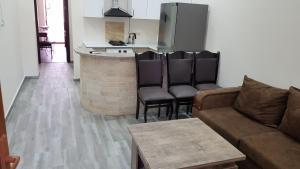 Гостиная зона в APT Irakli 50