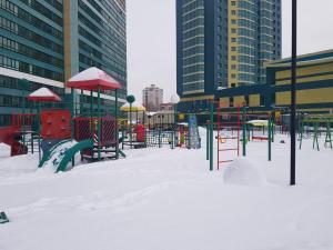 Апартаменты комфорт зимой
