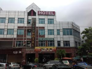 Hotel Bjorn Wangsa Maju Kuala Lumpur Malaysia
