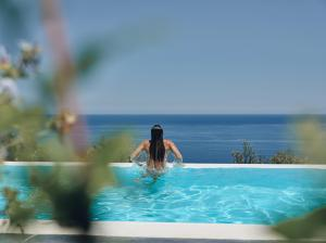 The swimming pool at or near The Asteri Collection - Villa Maia