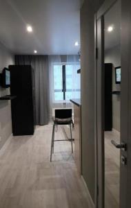 Телевизор и/или развлекательный центр в Apartment on 40 Let Pobedy